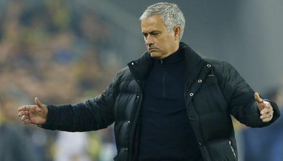 """José Mourinho: """"Jugamos el partido como un amistoso de verano"""""""