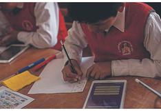 Contraloría advierte que Minedu aún no aprueba los contenidos pedagógicos que se incluirán en tablets