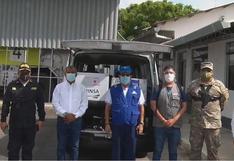 Tumbes: región recibió segundo lote con 1646 vacunas contra el COVID-19   VIDEO