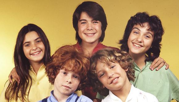 Tino, Yolanda, Gemma, David y Óscar, fueron los integrantes originales de Parchís (Foto: Instagram)