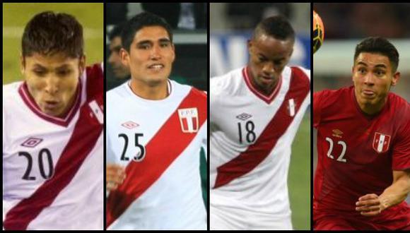 Selección peruana y la poca cuota de gol de sus delanteros
