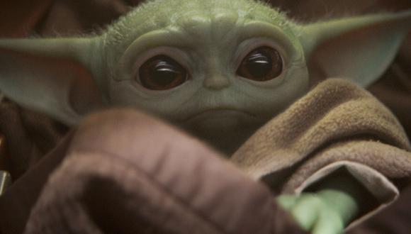 """El Niño, llamado popularmente 'Baby Yoda', es uno de los protagonistas de """"The Mandalorian"""". La serie de Disney+ estrena su segunda temporada este 30 de octubre. (Foto: Reuters)"""