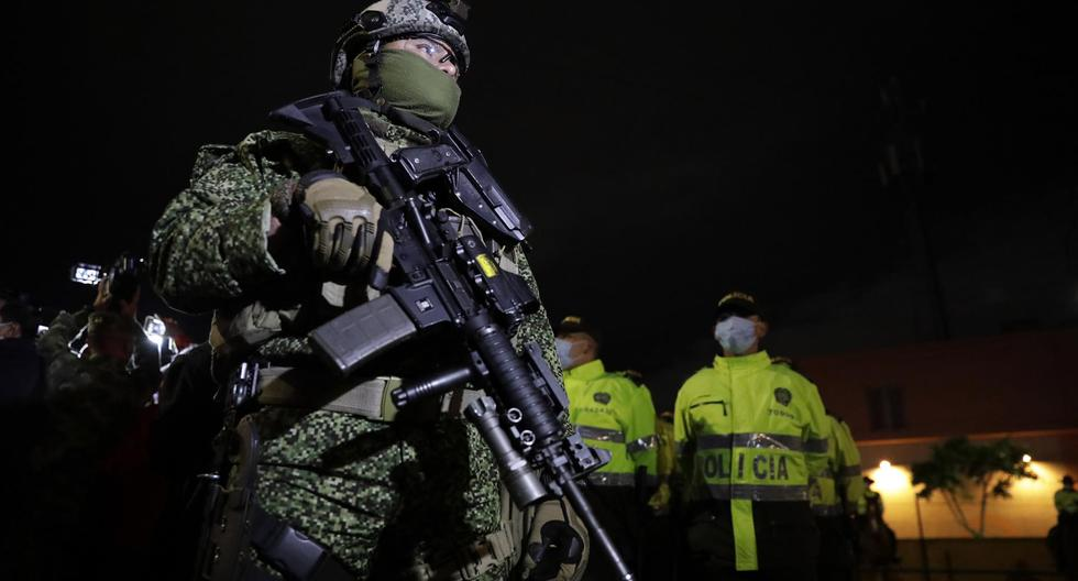 Colombia deploys the Army in Bogotá due to a rise in robberies and homicides