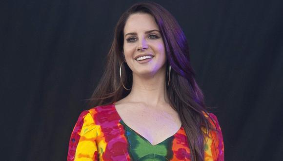 TEAM TAYLOR. Lana del Rey. (Foto: Agencia).