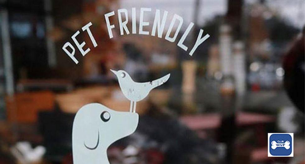 Contar con locales comerciales donde nuestras mascotas son bienvenidas nos da la facilidad de socializarlos e incorporarlos a la sociedad con mayor facilidad.
