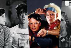 """""""Volver al futuro"""": la historia del rodaje con Eric Stoltz, el protagonista original que nadie quería en la cinta"""