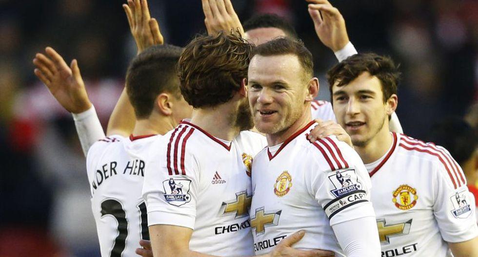 Wayne Roone: el latigazo triunfal del Manchester United [FOTOS] - 15