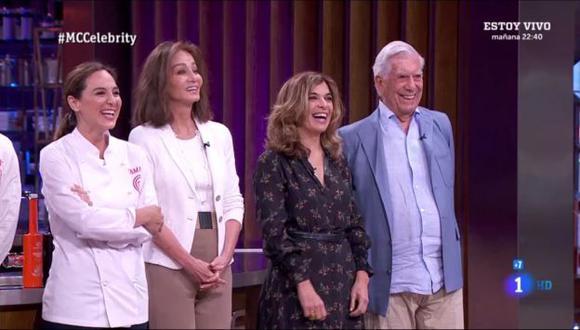 Mario Vargas Llosa: Tamara Falcó, hija de Isabel Preysler, contó detalles de su relación con el escritor peruano. (Imagen: TVE)