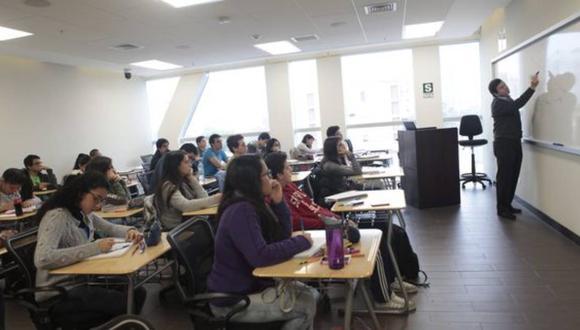 El Crédito Continuidad está dirigido a estudiantes de institutos y universidades públicas y privadas. (Foto: GEC)