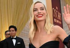 Margot Robbie está de cumpleaños: recordamos sus últimos looks de alfombra roja   FOTOS