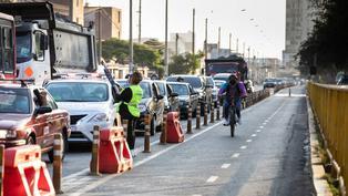 Multas para ciclistas comenzarán desde el 3 de junio