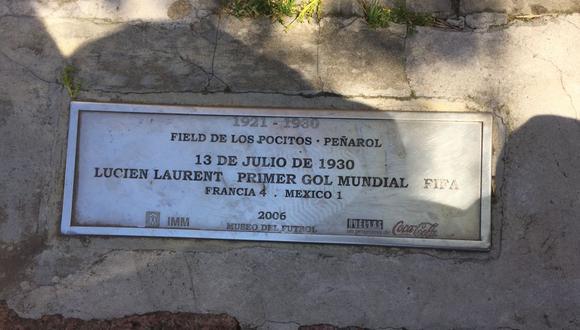 La selección peruana jugó su primer partido en una Copa del Mundo en un estadio que hoy no existe. Solo quedan placas e hitos donde alguna vez hubo goles y jugadas. (Foto: Eduardo Combe / GEC)