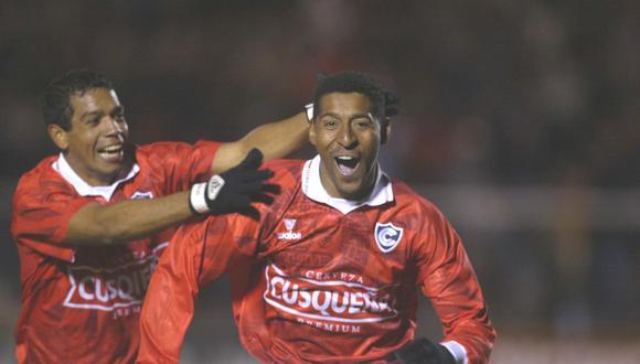 Germán Carty jugó catorce partidos por Cienciano en Sudamericana. (Foto: Germán Falcón / Archivo El Comercio)