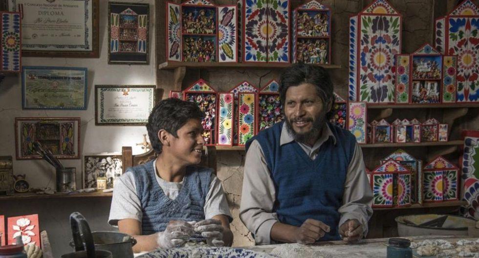 """Película peruana """"Retablo"""" ganó dos premios en el Golden Rooster Awards. (Foto: Difusión)"""