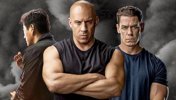 La penúltima película de la saga principal ha vuelto a poner a Dom en el centro de la historia (Foto: Universal Pictures)
