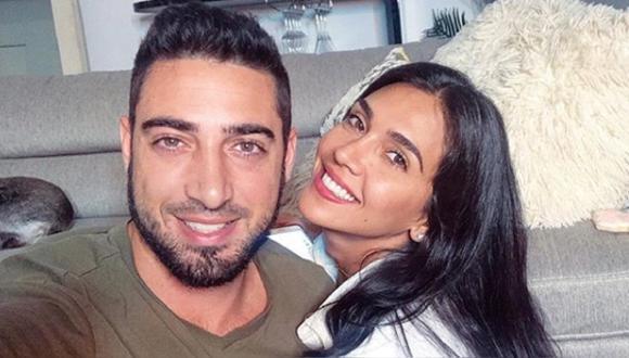 Vania Bludau y Frank Dello Russo se comprometieron en 2018 y estuvieron a punto de casarse. (Foto: @vaniabludau)