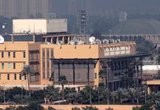 Disparan dos cohetes cerca de la embajada de EE.UU. en Bagdad