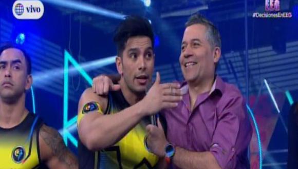 Esto es Guerra: Rafael Cardozo es el nuevo capitán de los 'Guerreros' | Foto: América TV