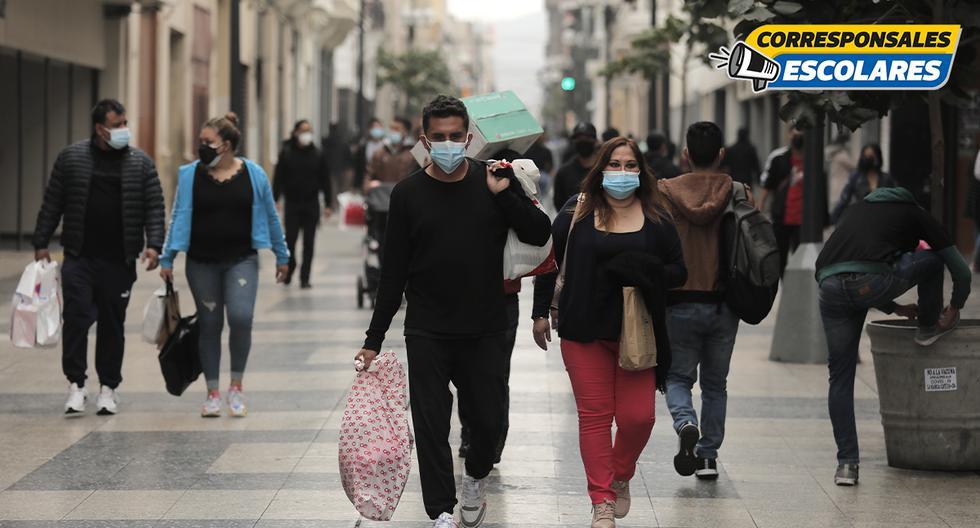 El coronavirus ha golpeado a la mayoría de trabajos del Perú.  Foto: Leandro Britto