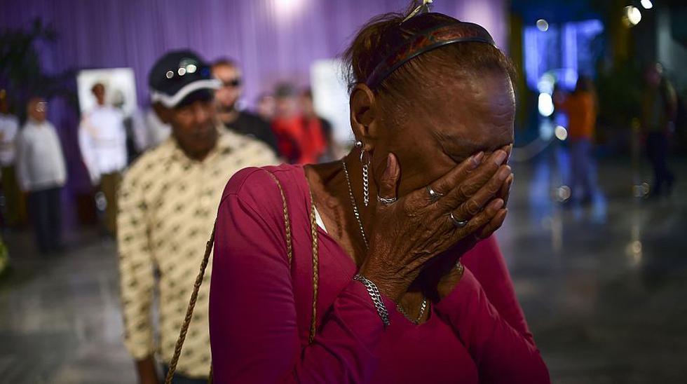 El llanto de Cuba al despedir a Fidel Castro [FOTOS] - 6
