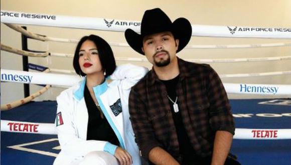 Leonardo y Ángela Aguilar son los herederos musicales de Pepe. (Foto: Leonardo Aguilar / Instagram)