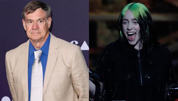 Gus Van Sant dirigirá una miniserie de Gucci que contará con Billie Eilish. (Foto: AFP/ TIBRINA HOBSON/Adrian DENNIS)