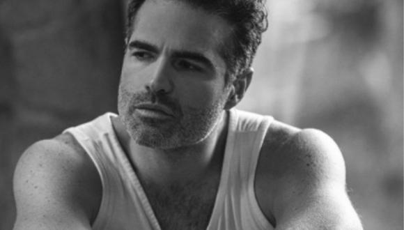 """El actor interpretó a Santiago Sanin en """"El final del paraíso"""" (Foto: Roberto Manrique / Instagram)"""