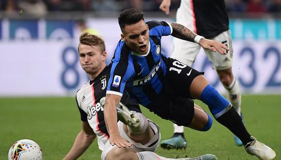 La medida ha sido tomado por la Liga Italiana. (Foto: AFP)