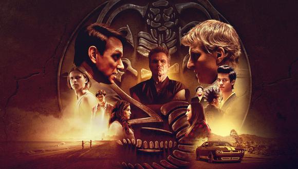 """""""Cobra Kai"""" estrenará su cuarta temporada en un año aproximadamente (Foto: Netflix)"""