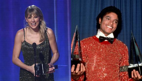 """Swift ganó el premio al álbum favorito de pop/rock por """"Lover"""", su primera producción bajo el sello Republic Records de Universal Music Group."""
