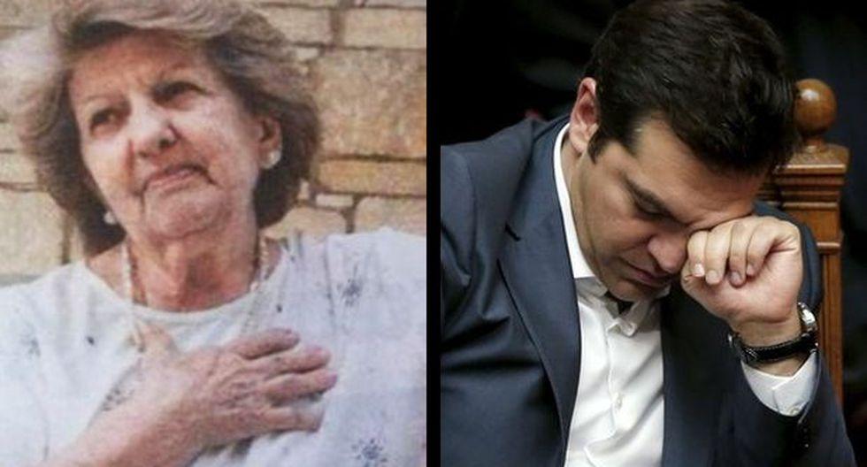 """Crisis en Grecia: """"Alexis Tsipras ya no come ni duerme"""""""