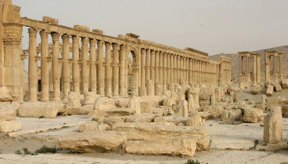 """""""El Estado Islámico ha matado a Palmira"""""""