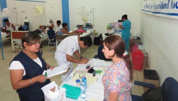 Minsa levanta alertas por transmisión de chikungunya