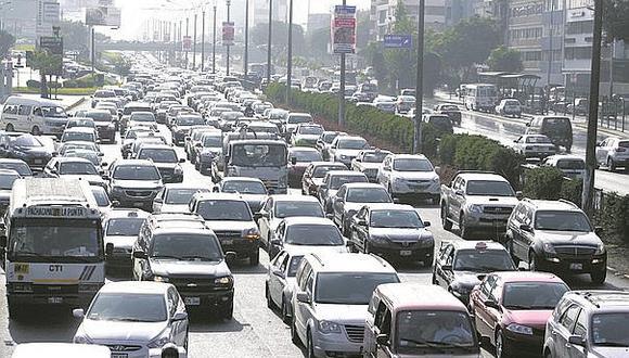 La construcción del Anillo Vial Periférico permitirá la descongestión vehicular. (FOTO: GEC)