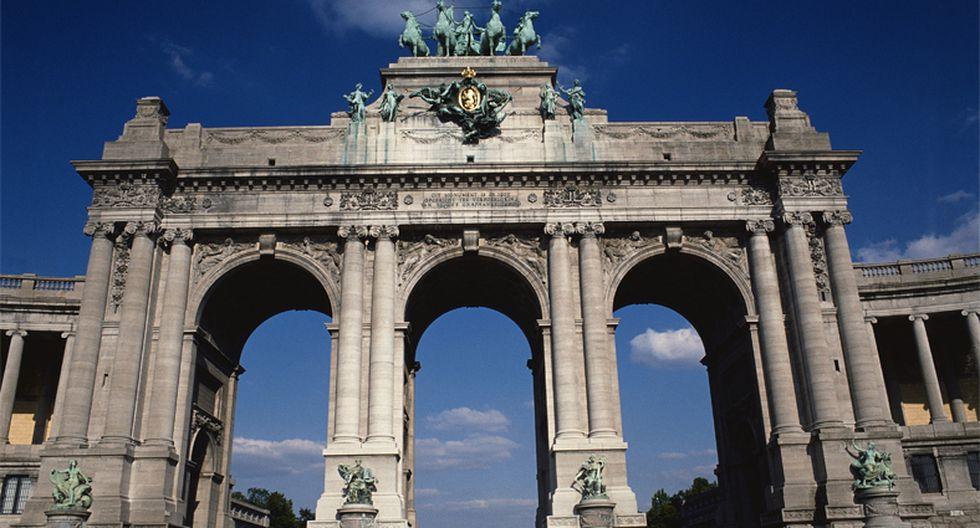 Monumentos famosos: Conoce los arcos más hermosos del mundo - 6