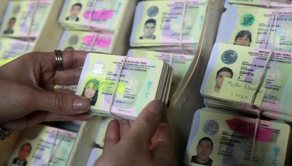El Ministerio de Transportes y Comunicaciones informó que los ciudadanos ya pueden tramitar tu licencia de conducir previa cita virtual. (Foto: MTC)
