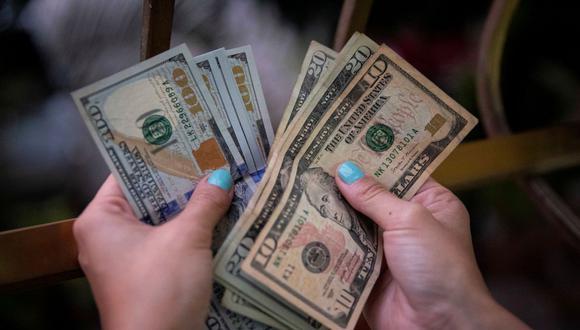El dólar tiene un avance de 0,44% en lo que va del 2021, en comparación al resultado anotado al cierre del año pasado. (Foto: EFE)