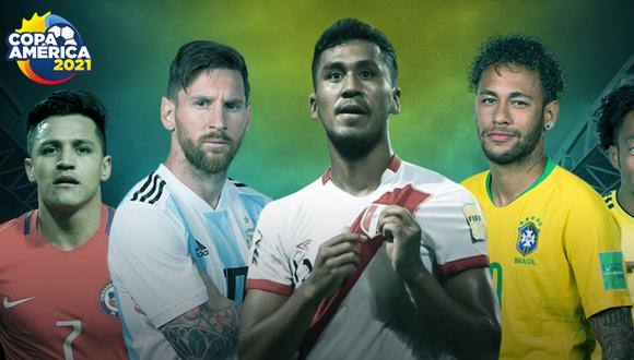 Sigue la inauguración de la Copa América Brasil 2021, en directo. FOTO: El Comercio.