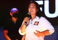 Keiko Fujimori y los puntos que resumen el perfil económico de su gobierno