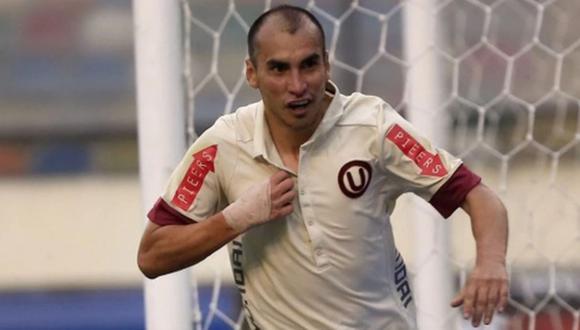 Rainer Torres cuando jugaba en el equipo de sus amores: Universitario de Deportes. (GEC)