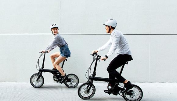 Las razones por las que deberías usar una bici eléctrica. (Foto: Xiaomi)