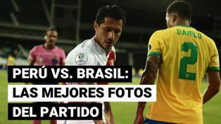 Brasil vs. Perú: lo que no se vio del partido por Copa América 2021