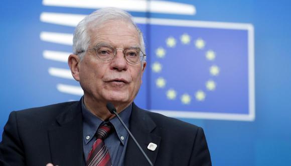 """Pérez de Cuéllar """"lideró la ONU durante los tiempos desafiantes de la Guerra Fría y la caída del Muro de Berlín"""", declaró Borrell en un comunicado. (Foto: EFE)"""