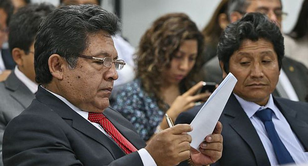 Ramos Heredia negó persecución a fiscales de 'La Centralita'