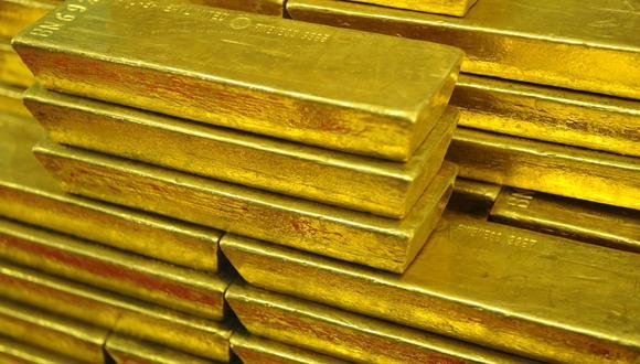 Los precios del oro anotaron un retroceso de 7% en junio, su mayor declive mensual desde noviembre del 2016. (Foto: Reuters)