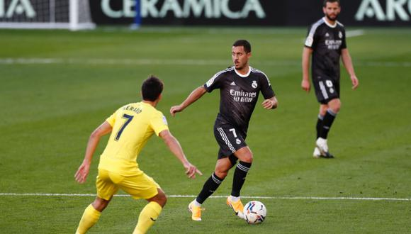 Real Madrid se mide ante Villarreal por LaLiga Santander | Foto: Real Madrid
