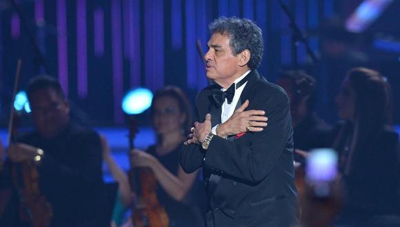 """José José recibió pronto el apelativo de """"Príncipe de la Canción"""". Su inconfundible y potente voz lo posicionó como uno de los clásicos de la música en nuestro idioma. Nació el 17 de febrero de 1948 en Ciudad de México y murió el 28 de setiembre de 2019 en Florida. (Foto: Getty Images)"""