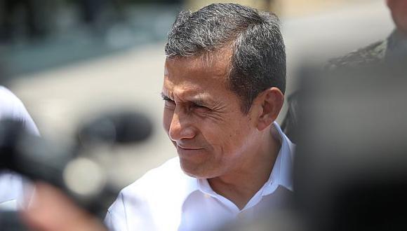Ollanta Humala, candidato presidencial del Partido Nacionalista Peruano para las Elecciones 2021, fue mandatario en el período 2011-2016. (Foto: GEC)