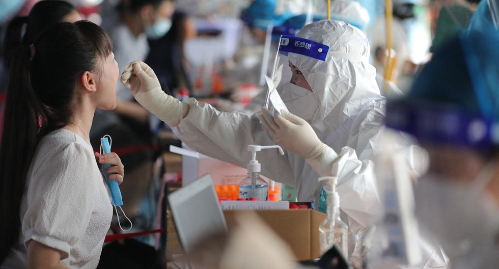 China registers 42 local infections among the 72 new cases of coronavirus