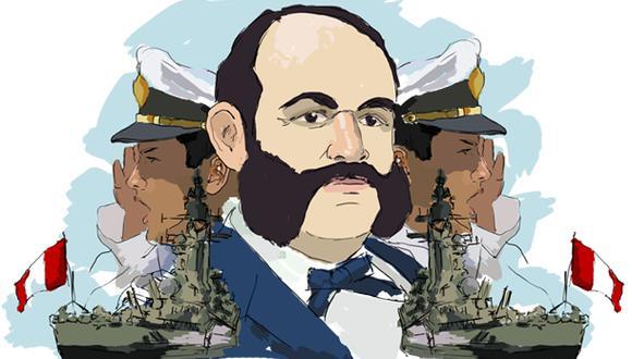 La Marina de Guerra en el Perú, por José de la Puente Brunke